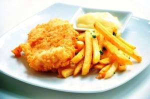 Cvrta hrana je težka za črevesno floro